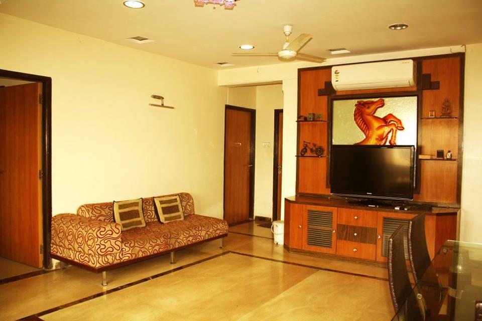Service Apartments in Juhu, Mumbai