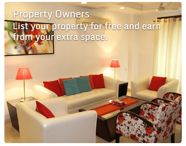 List your property for free and earn from your extra space.