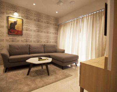 2 BHK Service Apartment in Dalston London