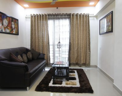 2 BHK Service Apartment near Hiranandani Hospital
