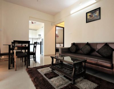 2 BHK Serviced Apartment near Hiranandani Hospital