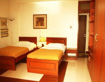 4 BHK Service Apartment in Bandra Kurla Complex