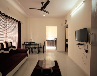 2 BHK Service Apartment monthly basis near IIT Bombay