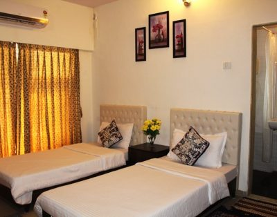 2 BHK Serviced Apartments in Powai Mumbai