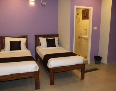 Studio service Apartment in Thoraipakkam