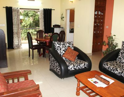 3 BHK Service Apartments in Nungambakkam