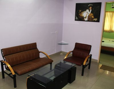 2 BHK Service Apartments in Kandanchavadi