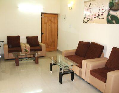 3 BHK Service Apartments in Thuraipakkam