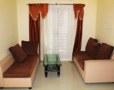 1 BHK Service Apartment in Thuraipakkam