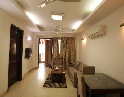 1 BHK Service Apartment in Saket