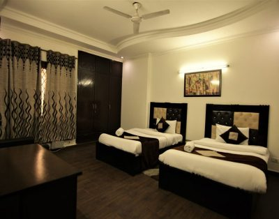 2 BHK Service Apartment in Greater Kailash1