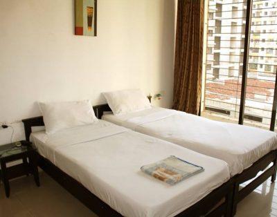 2 BHK Service Apartments in Belapur Navi Mumbai