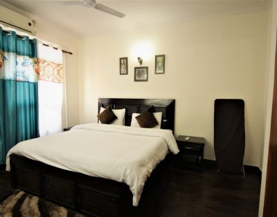 2 BHK Service Apartment in MG Road