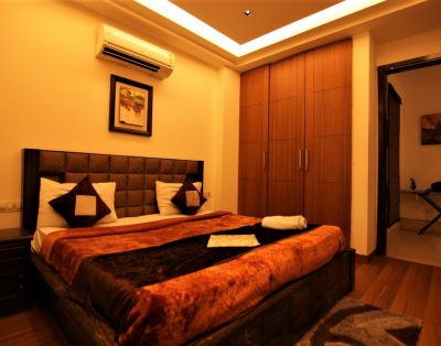 3 BHK Serviced Apartment in Greater Kailash1