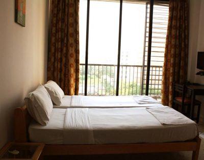 3 BHK Service Apartments in Belapur Navi Mumbai
