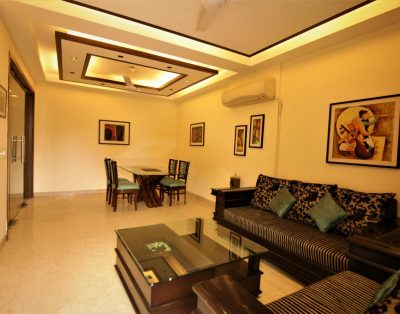 3 BHK Service Apartment in Green Park