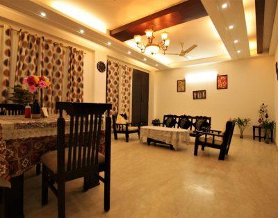 4 BHK Service Apartment in Saket