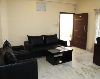 3 BHK Service Apartment in Gachibowli