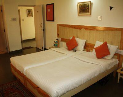 1 RK Service Apartment Indira Nagar Bangalore