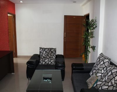 1 BHK Service Apartment in Madhapur
