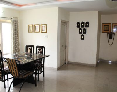 3 BHK Service Apartment in Serilingampally