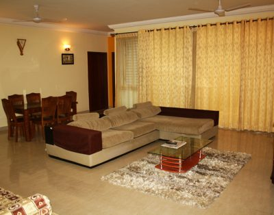 3 BHK Serviced Apartments in White Field Bangalore