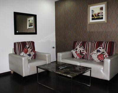 1 BHK Service Apartment in Gachibowli