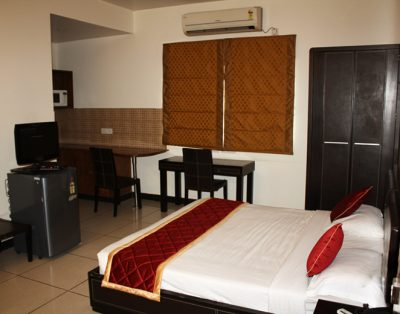 1 RK Serviced Apartments in Koramangala Bangalore