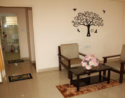 1 BHK Service Apartments Indira Nagar in Bangalore