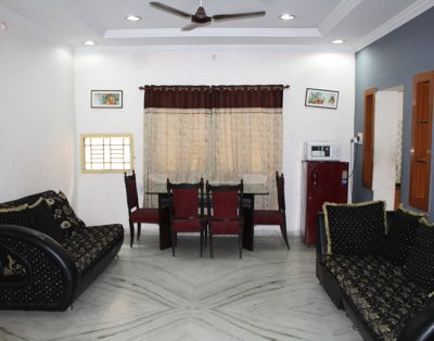 4 BHK Service Apartments in Begumpet