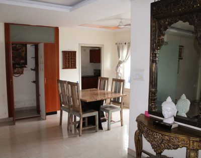 3 BHK Serviced Apartment in Serilingampally