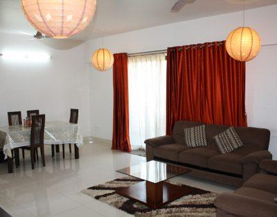 3 BHK Serviced Apartment Hinjewadi Pune