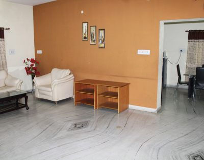 3 BHK Service Apartments in Begumpet