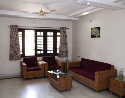 3 BHK Serviced Apartments in Kothaguda