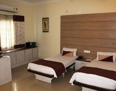 1 RK Serviced Apartment in Madhapur