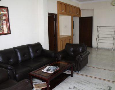 2 BHK Service Apartment in Hitec City