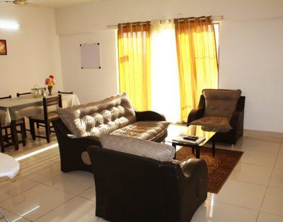 3 BHK Service Apartments Hinjewadi Pune