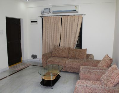 3 BHK Service Apartment in Begumpet