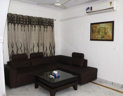 1 BHK Service Apartment in Greater Kailash-1