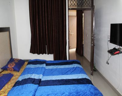 1RK Service Apartment in Sector 45