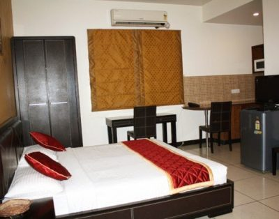1 RK Serviced Apartments Koramangala Bangalore