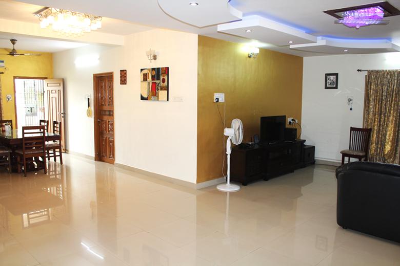 Service Apartments in Koyambedu Chennai | PAJASA