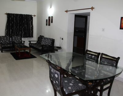 3 BHK Service Apartment Begumpet