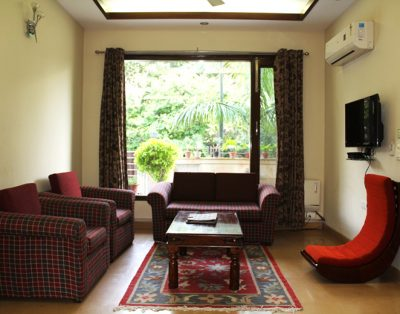 3 BHK Serviced Apartment in Sector 45 Gurgaon