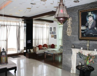 4 BHK Serviced Apartments Serilingampally