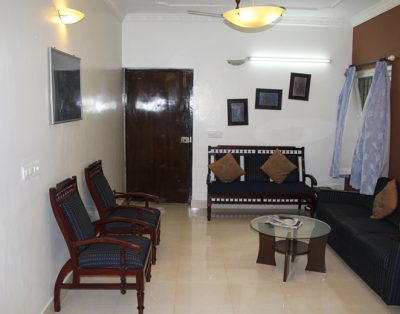 3 BHK Serviced Apartments in Adyar
