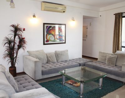 3 BHK Service Apartment Sohna Road Gurgaon