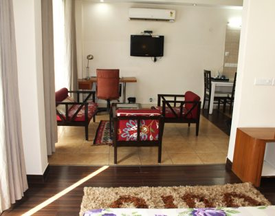 1 BHK Service Apartment in Sector 40 Gurgaon