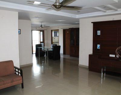 3 BHK Serviced Apartment Hi-Tec City