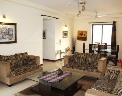 3 BHK Serviced Apartment in Sohna Road Gurgaon